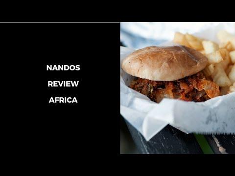 Nandos Review Zimbabwe