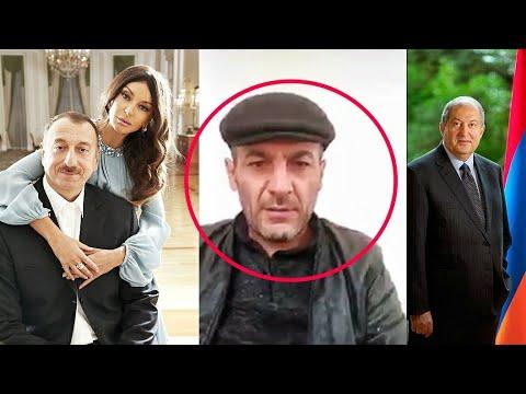 Сенсационный Выпуск. Талыш обратился за помощью к президенту Армении:
