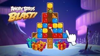 Angry Birds Blast Happy Holidays!