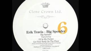 Erik Travis - DJ In My Pocket