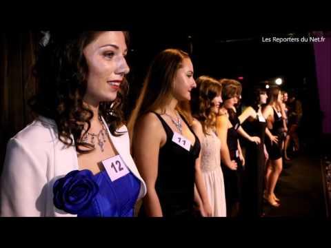 Defilé Miss Petite de France - 1ere partie