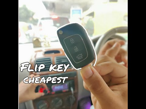 Convert Your Normal Car Key Into Flip Key |Karol Bagh| Delhi |vloggers