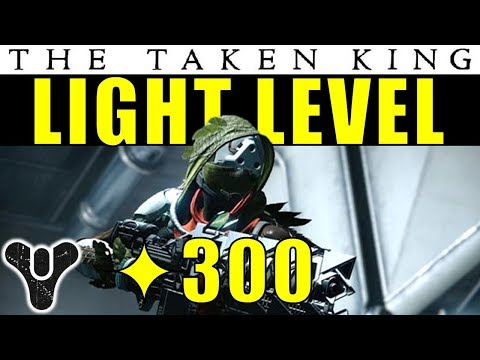 How to level up your light level on Destiny:  The Taken King