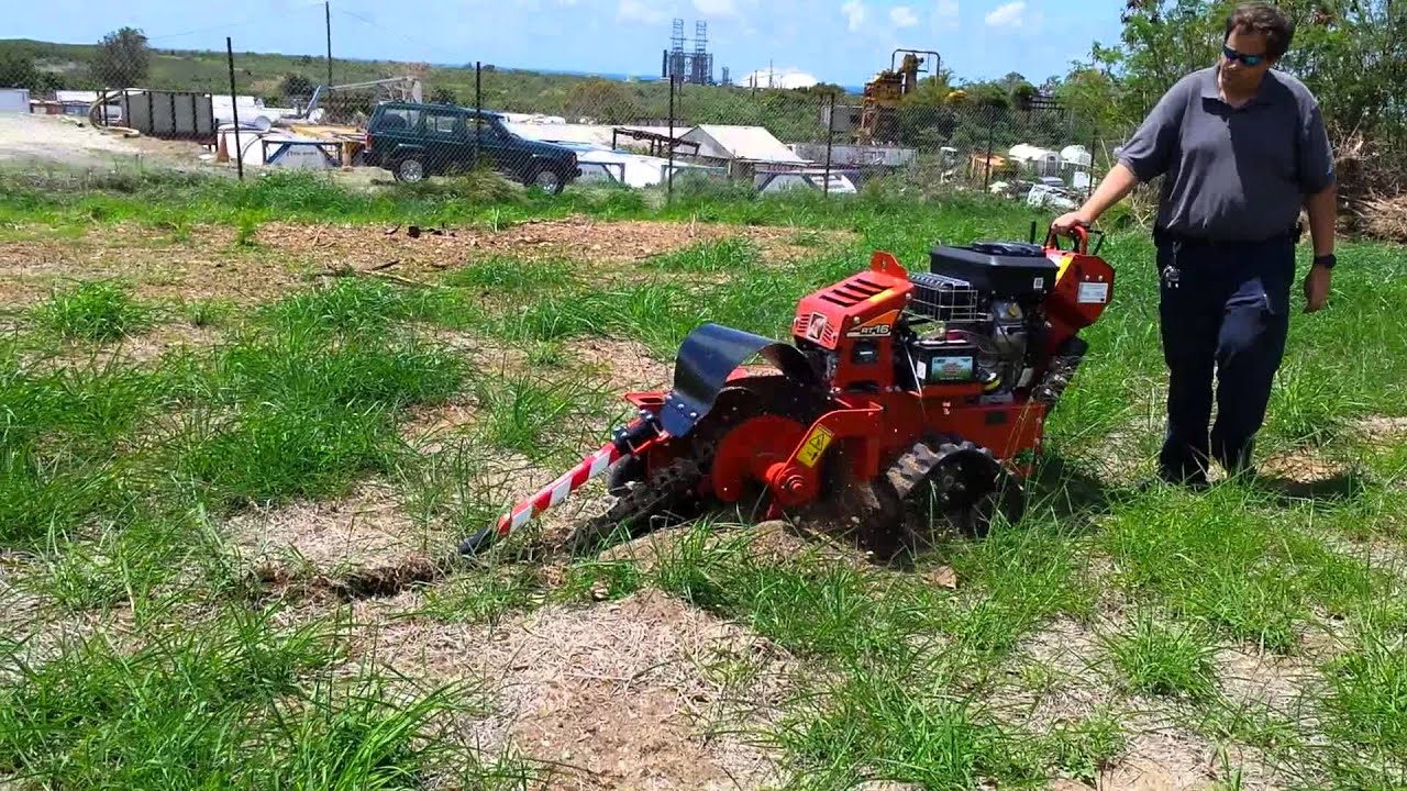 Reliable Rentals' Ditch Witch RT16