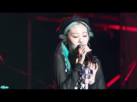 [4K] 190921 볼빨간사춘기 '나의 사춘기에게' 직캠 BOL4 'To My Youth' Fancam (LET'S ROCK FEST) By Jinoo