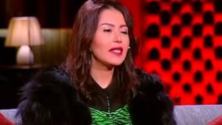 لقاء الخميسى تمدح زوجها محمد عبد المنصف: إيده حلوة.. فيديو