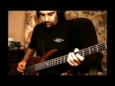 Clutch - A Quick Death In Texas - Bass cover mp3