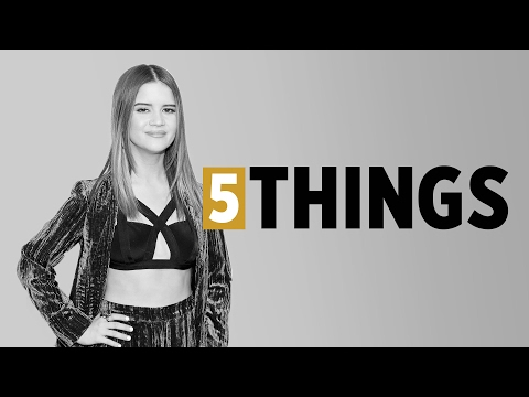 Five Things You Didn't Know About the Maren Morris