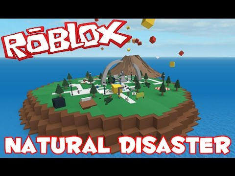 12d513627b5 ROBLOX - Natural Disaster - SURVIVAL!!! [Xbox One Edition]