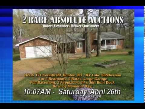 rare-auction-group---*waterfront*---169-&-171-corinth-rd,-benton,-ky