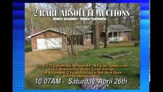 Rare Auction Group - *waterfront* - 169 & 171 Corinth Rd, Benton, Ky