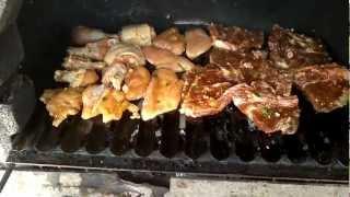 roštilj- nedjeljni ručak