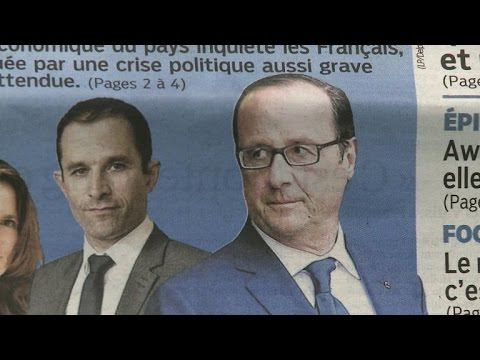 Ex-banker named French economy minister in 'last chance' reshuffle