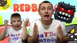 RED BALL 4 ПОДЗЕМНЫЕ ХОДЫ | ДОШЛИ ДО БОССА | ПРИКЛЮЧЕНИЯ КРАСНОГО ШАРИКА | Матвей Котофей Ред Бол 4