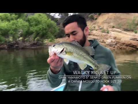 CASTAIC LAKE: BASS FISHING BOAT RENTAL
