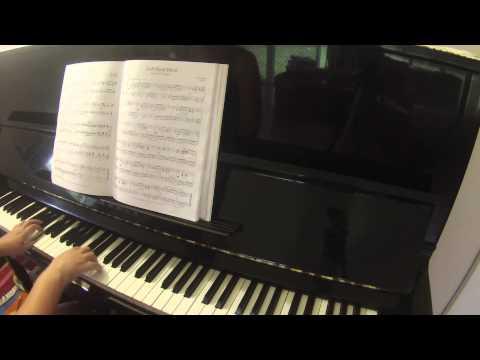 Left Hand Drive by Kerin Bailey AMEB Piano grade 5