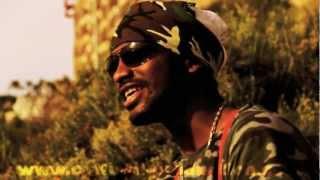 Ras I-Maric - Music Video Preview Mix in Gran Canaria {Walk Over Riddim} [CULTURAL PROD] March 2013