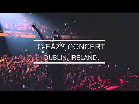 G-Eazy Concert: Dublin, Ireland 2016