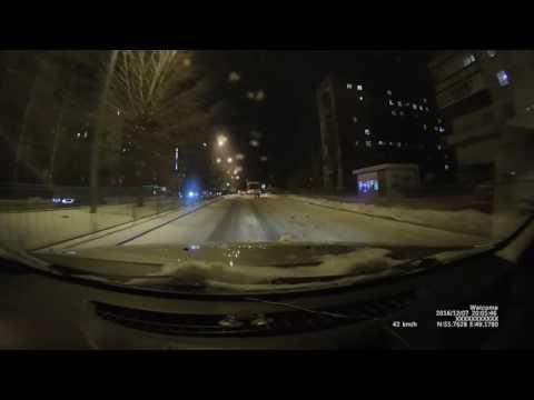 Full HD с HDR.  Ночь, город.  Dunobil Ratione