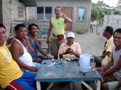 Binonga-an San Agustin Romblon Philippines.... Inuman kag Bakasyon