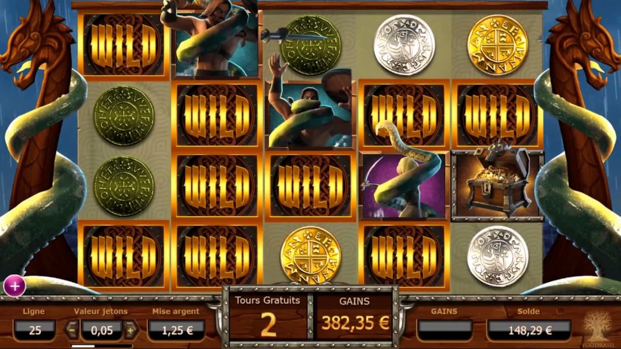 jeu machine à sous gratuit en ligne