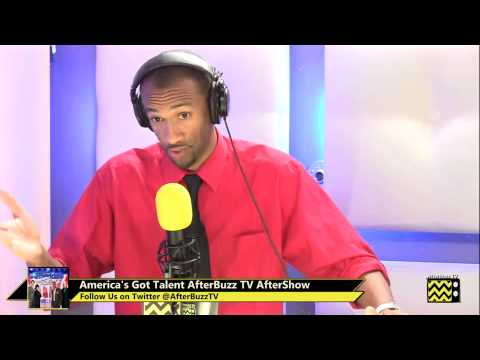 "America's Got Talent After Show Season 8 Episode 16 ""Live Show"" | AfterBuzz TV"