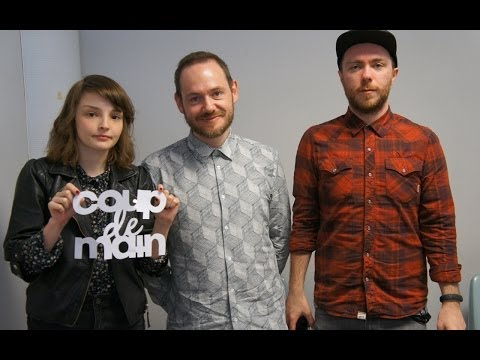 The Adventures of CHVRCHES & @COUPDEMAIN!