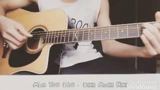 [Guitar Acoustic] Mùa Yêu Đầu - Cover