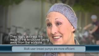Breastfeeding at work - University of California, Davis