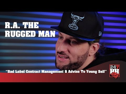 R.A. the Rugged Man - Bad Label Contract Management & Advice To Young Self (247HH Exclusive)