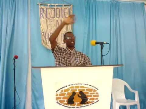 Wat u moet doen na uw bekering...door Pastor Dennis A. Grootfaam. Deel 1.