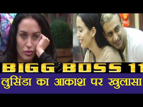 Bigg Boss 11: Lucinda Nicholas was FED UP with Aakash Dadlani's CHEAPNESS | FilmiBeat