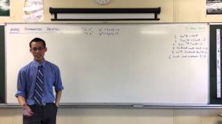 Harder Trigonometric Equations (1 of 3: Equations Reducible to Quadratics)