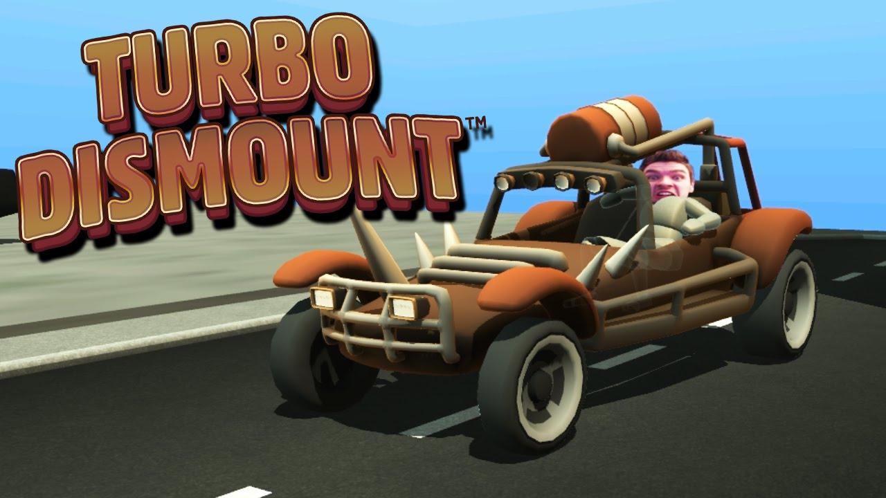ESCAPE THE POLICE | Turbo Dismount - Part 33 ...
