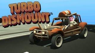ESCAPE THE POLICE | Turbo Dismount - Part 33