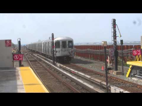 Subway of New York: IND Rockaway Line (far away from Manhattan)