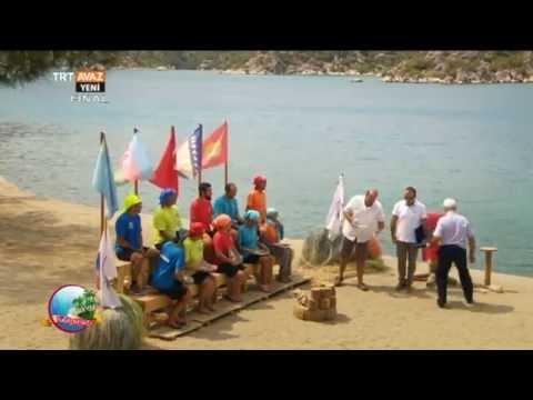 Demre Kaymakamı ve Demre Belediye Başkanı Türk Adası Finalinde - TRT Avaz