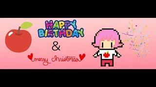 [LIVE] 【Vtuber】ハッピーバースデー!&メリークリスマス♡
