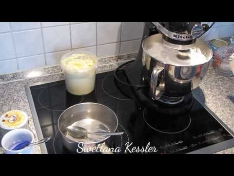 Масляно печенный крем для выравнивания тортов рецепт с