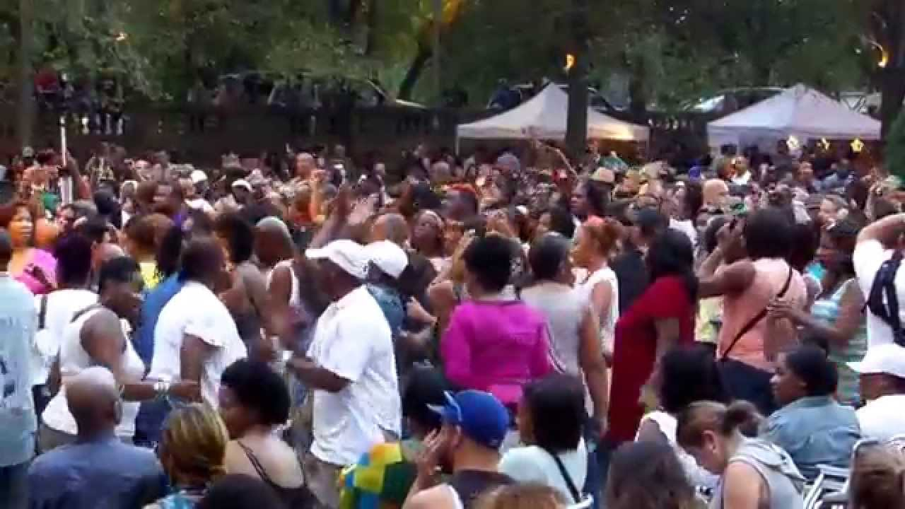 House music party chicago summerdance 7 26 2014 3 youtube for House music party