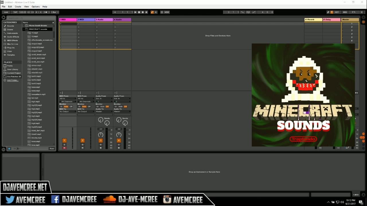 Free Download Friday   Minecraft Sound Effects