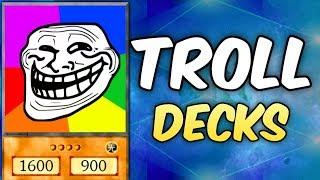 Yugioh TROLL Deck vs GAMBLING Deck - It's as bad as it sounds...