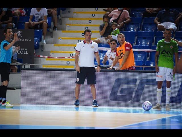Post partido Semifinales I Memorial Miquel Jaume 17 y 18 de septiembre