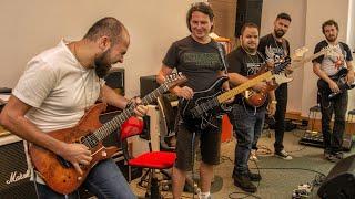 Edu Ardanuy, Patrick Souza, Cesário Filho, Dimas Andrade e Bruno Albuquerque | Jam Completa