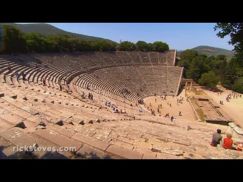 Epidavros, Greece: Perfect Acoustics