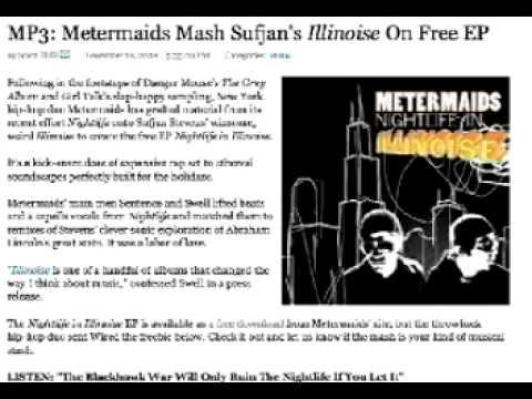 Sufjan Stevens Chicago / Metermaids Breakdown