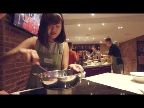 Tour about Culinary On Singapore | Shot on DJI OSMO