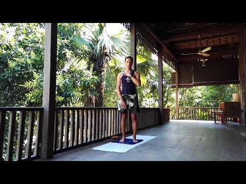 Yoga for MBSR with Simon Parish: Hasta Utthanasana
