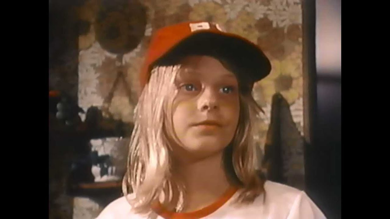 """Download Jodie Foster in """"Rookie of the Year"""" (1973) -- EXTREMELY RARE"""