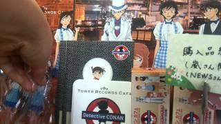 コナンカフェの購入品・もらったもの紹介 コナンカフェ 検索動画 15